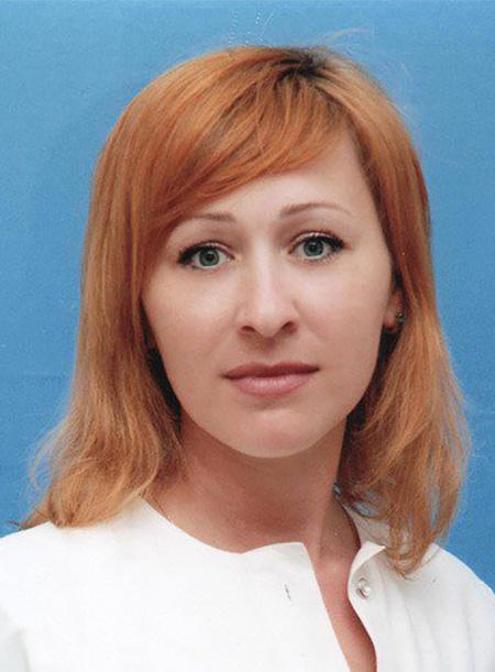 Гриценко Светлана Федоровна