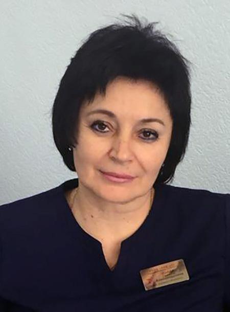 Голда Галина Александровна