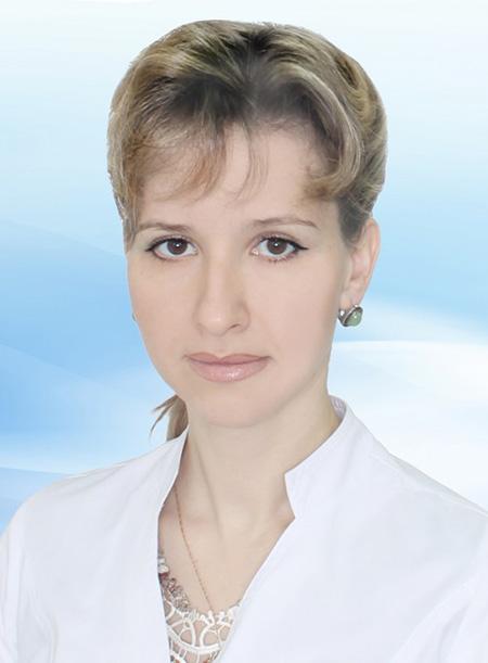 Сергеева Елена Владимировна