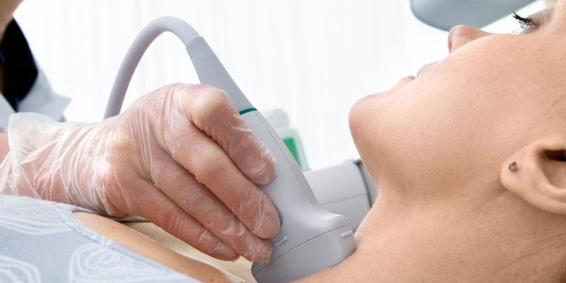 УЗИ щитовидная железа