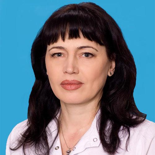 Воскобойник Ирина Гарольдовна