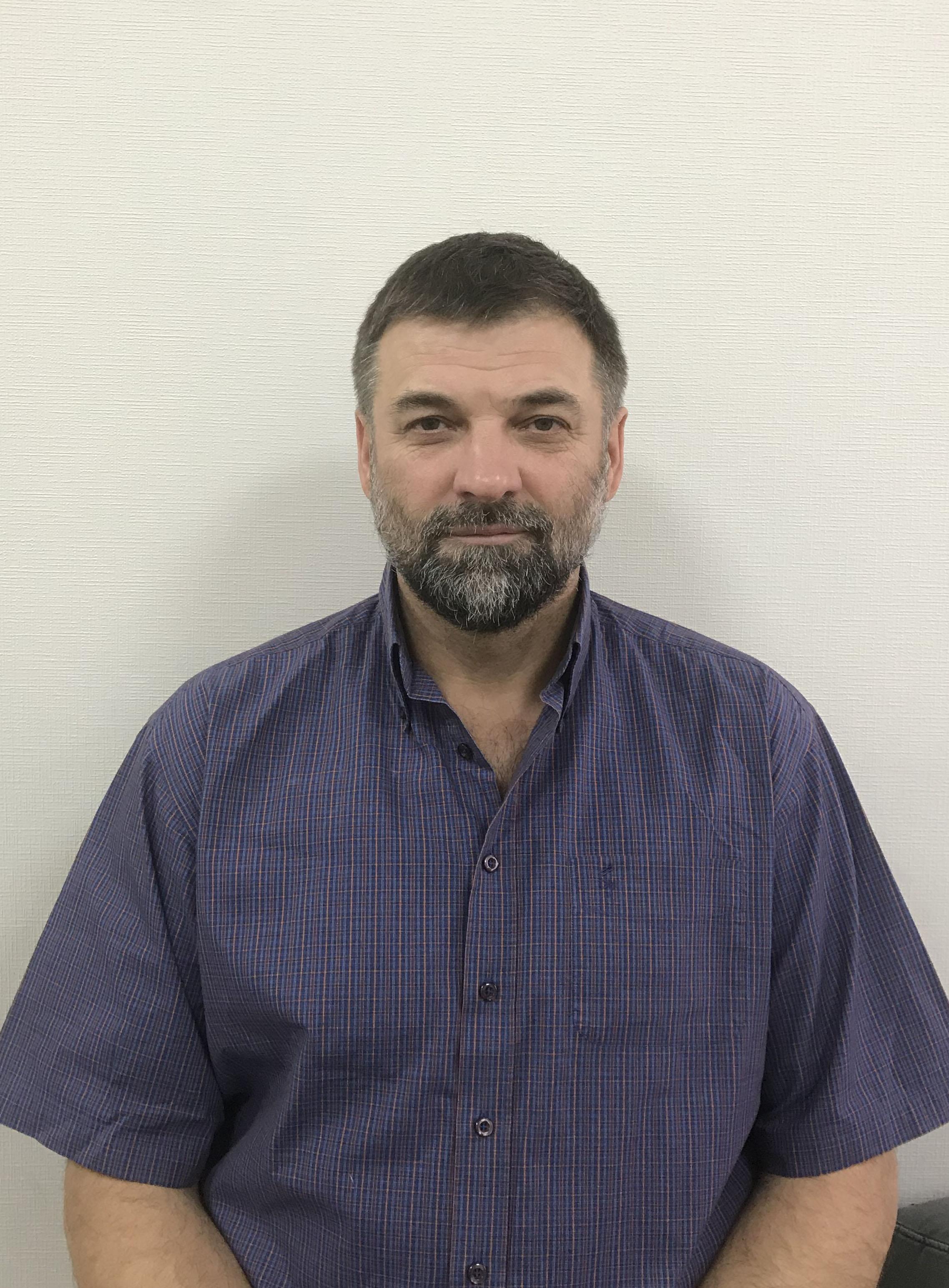 Маряничев Сергей Юрьевич